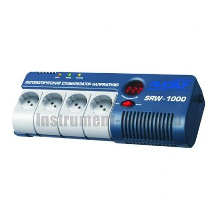 Купить Стабилизатор напряжения RUCELF SRW-1000VA-D