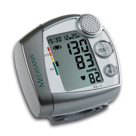Купить Тонометр автоматический на запястье Medisana HGV
