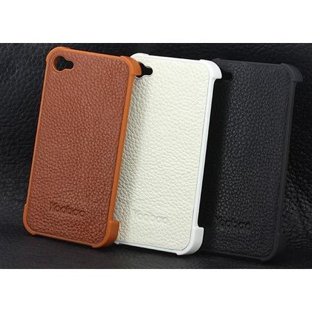 Купить Чехол кожаный для iphone 4/4s Yoobao Slim On Case