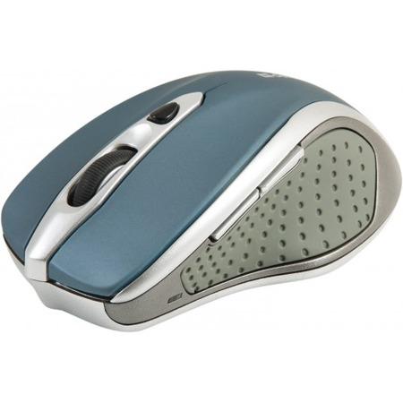 Мышь DEFENDER Safari MM-675 Nano Blue USB