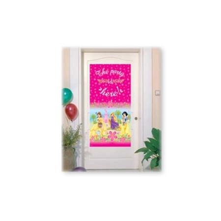Купить Баннер на дверь Procos «Принцессы Disney - летний замок»