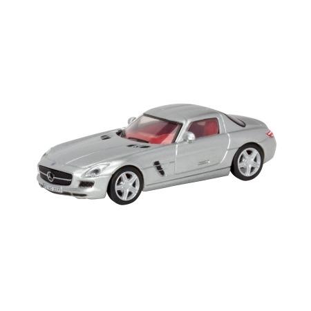Купить Модель автомобиля 1:87 Schuco MB SLS AMG Coupé