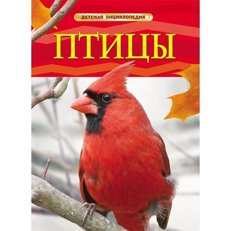 Купить Птицы. Детская энциклопедия