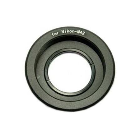 Купить Адаптер DICOM для объектива Nikon -NEX