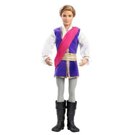 Купить Кукла Mattel Принц