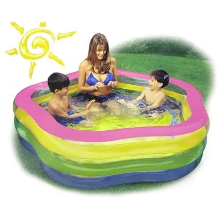 Купить Бассейн надувной Intex 56495. В ассортименте