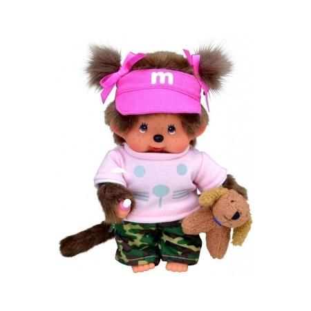 Купить Мягкая игрушка Sekiguchi Девочка с собакой