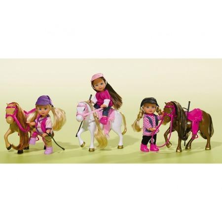 Купить Кукла еви Simba с пони