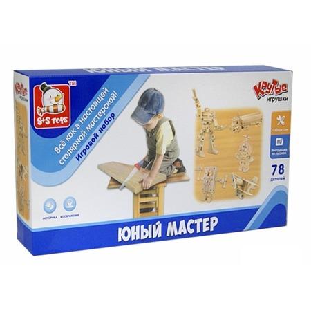 Купить Набор для моделирования S+S Toys «Юный мастер» СС75475