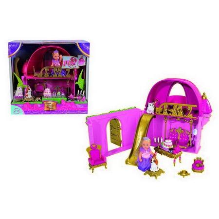 Купить Кукла с аксессуарами Simba «Еви и сказочный замок»