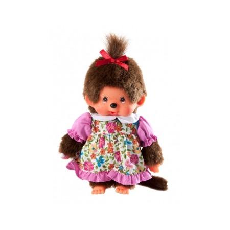 Купить Мягкая игрушка Sekiguchi Девочка в платье с цветами