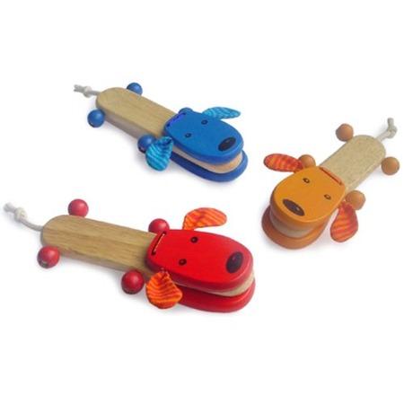 Купить Игрушка деревянная I'm toy Собачка. В ассортименте