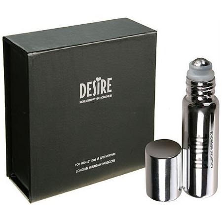Купить Концентрат феромонов Desire для мужчин. Без запаха, 10 мл