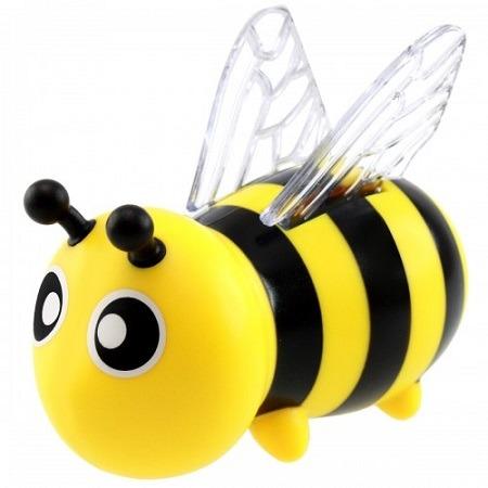 Купить Диспенсер для зубочисток 31ВЕК «Полосатая пчелка» 3515CBBB