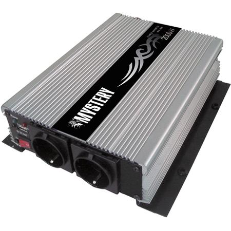 Купить Автомобильный преобразователь напряжения Mystery MAC-2000