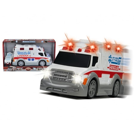 Купить Машина скорой помощи Dickie игрушечная