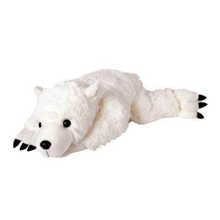 Купить Мягкая игрушка Gulliver Полярный мишка лежачий