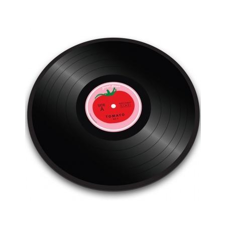 Купить Доска для готовки и защиты рабочей поверхности Joseph Joseph Tomato Vinyl Record