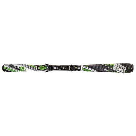 Купить Лыжи горные Elan Morpheo 10 Green F EL10.0 (2013-14)