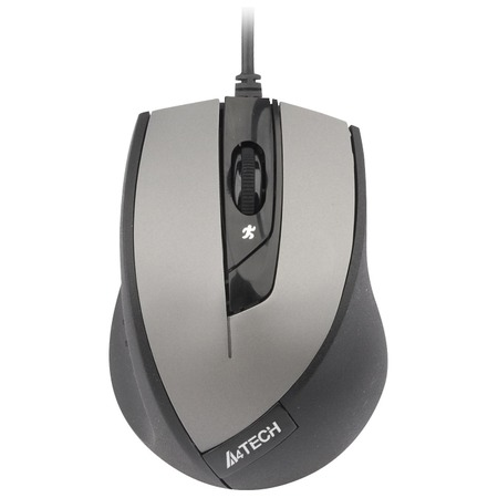 Мышь A4Tech N-600X-2 Grey USB
