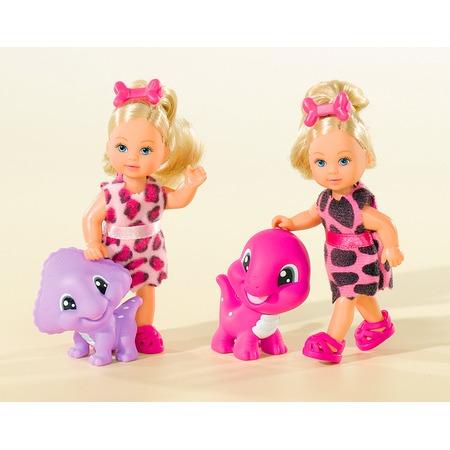 Купить Кукла с аксессуарами Simba «Еви с динозавриком». В ассортименте