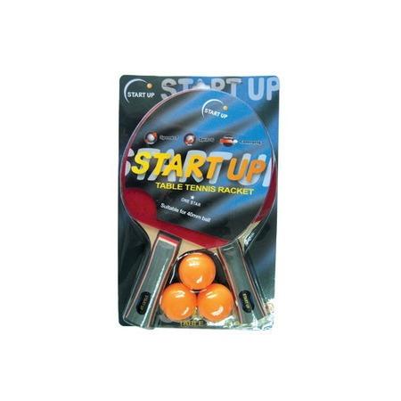 Набор для настольного тенниса Start Up BR-06/1 star