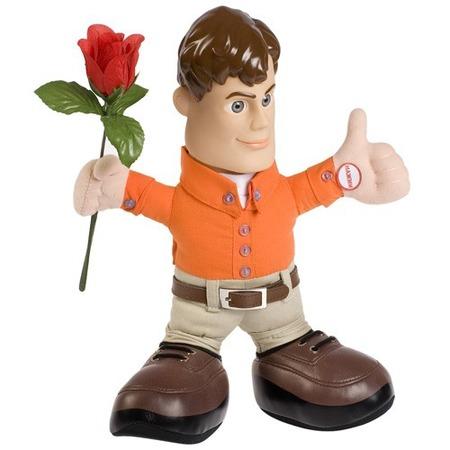 Купить Игрушка интерактивная «Кукла Красавчик». В ассортименте