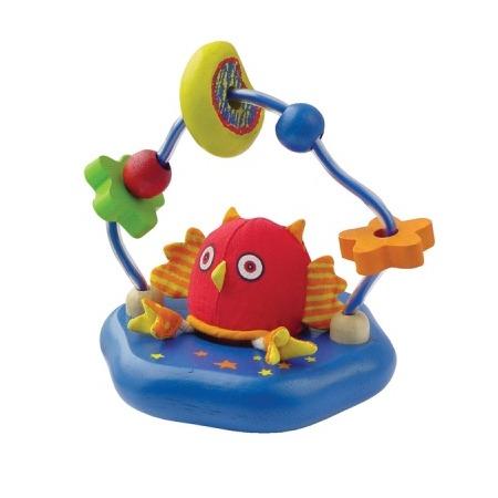 Купить Игрушка-головоломка I'm toy «Птенчик и бусины»