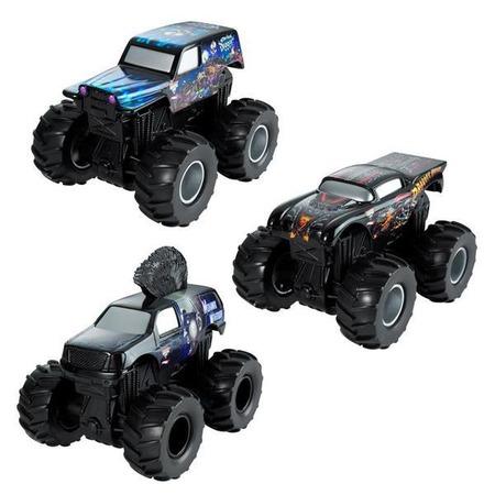 Купить Машинка игрушечная Mattel Авто-монстры 1:43. В ассортименте