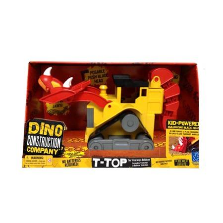 Купить Конструктор - игровой набор Daesung Экскаватор-динозавр 4153