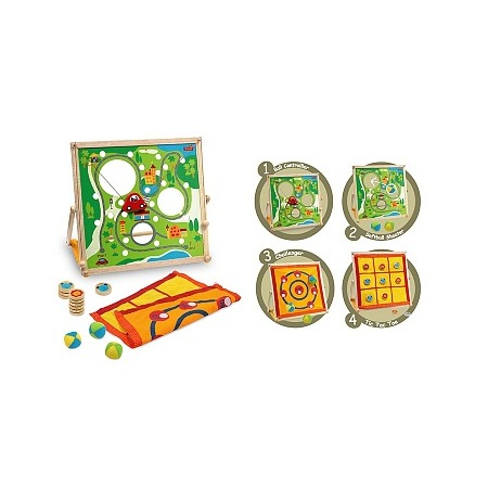 Купить Развивающая игрушка I'm toy «Меткость и логика»