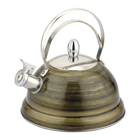 Купить Чайник со свистком Bohmann BH-9966MET. В ассортименте