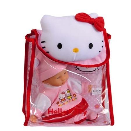 Купить Пупс с аксессуарами Simba Hello Kitty