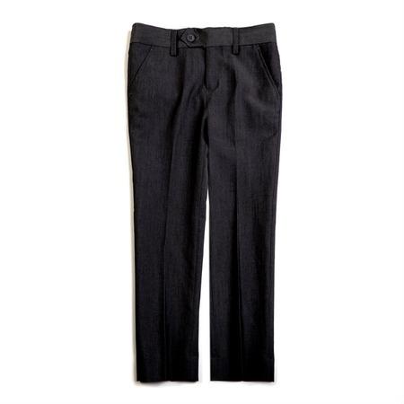Купить Брюки детские для мальчика Appaman Suit Pants. Цвет: черный