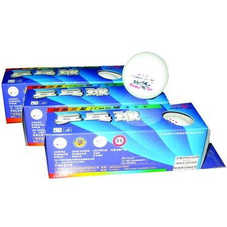 Мячи для настольного тенниса Double Fish 3-Star