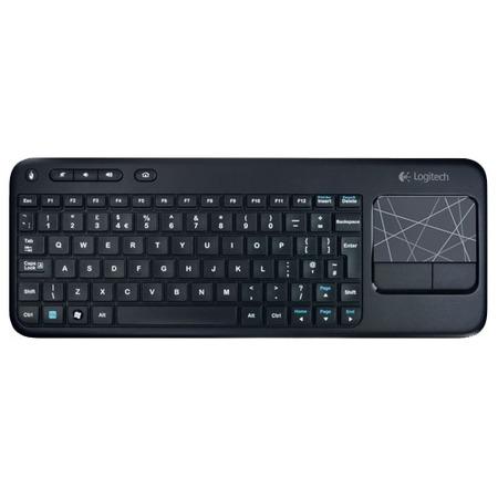 Купить Клавиатура Logitech Wireless Tough K400 Black
