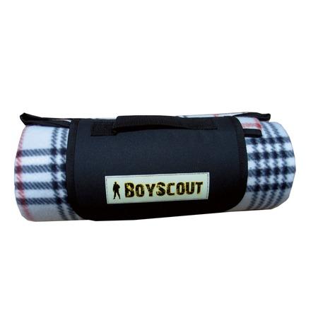 Купить Плед с влагостойкой подложкой BOYSCOUT. В ассортименте