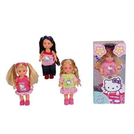 Купить Кукла Еви с аксессуарами Simba Hello Kitty