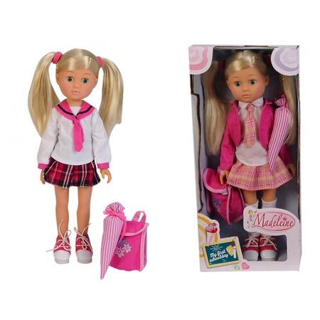 Купить Кукла Simba «Маделяйн-школьница»