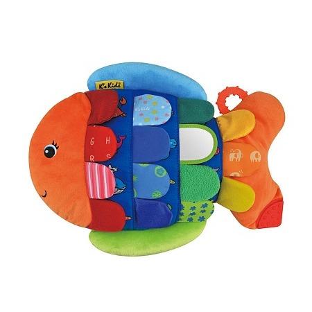 Купить Развивающая игрушка K'S Kids «Рыбка Флиппер»