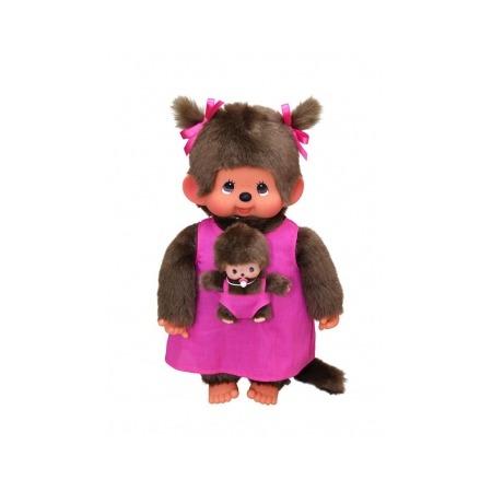 Купить Мягкая игрушка Sekiguchi Мама с малышом Bebichhichi