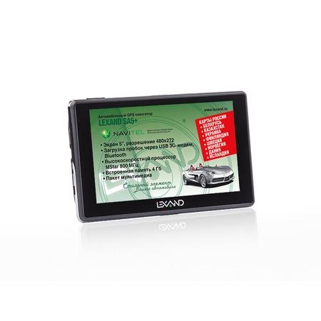 Купить Навигатор Lexand SA5+