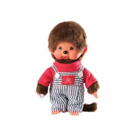 Купить Мягкая игрушка Sekiguchi Мальчик в полосатом комбинезончике