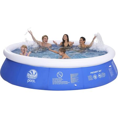 Купить Бассейн круглый Jilong Prompt Set Pools Set JL010204-1NG