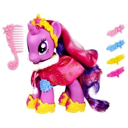 Купить Набор игровой для девочек Hasbro Пони-модницы.В ассортименте