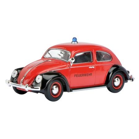 Купить Модель автомобиля 1:32 Schuco Volkswagen Beetle fire engine