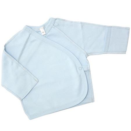 Купить Распашонка IDEA KIDS «Весёлые полосатики». Цвет: голубой