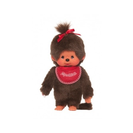 Купить Мягкая игрушка Sekiguchi Девочка в слюнявчике с одним хвостиком