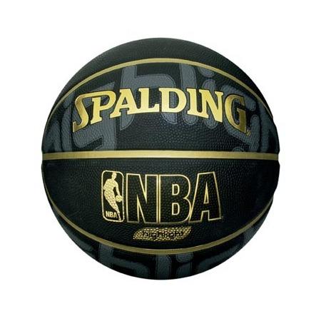 Купить Мяч баскетбольный Spalding NBA Highlight black