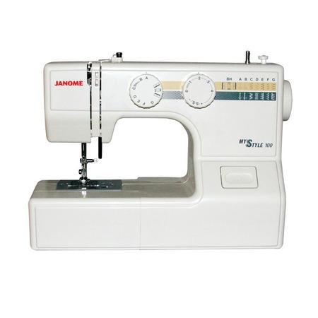 Купить Швейная машина JANOME 100 MS